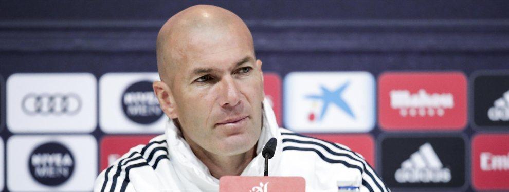 Bombazo en el Camp Nou, el Santiago Bernabéu y el Wanda Metropolitano. Antoine Griezmann, estrella del Atlético de Madrid, no ha dudado en ofrecer sus servicios a Zinedine Zidane.