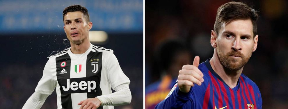 Traición en el Barça: cambia a Messi por Cristiano Ronaldo. La negociación que arrasa el Camp Nou