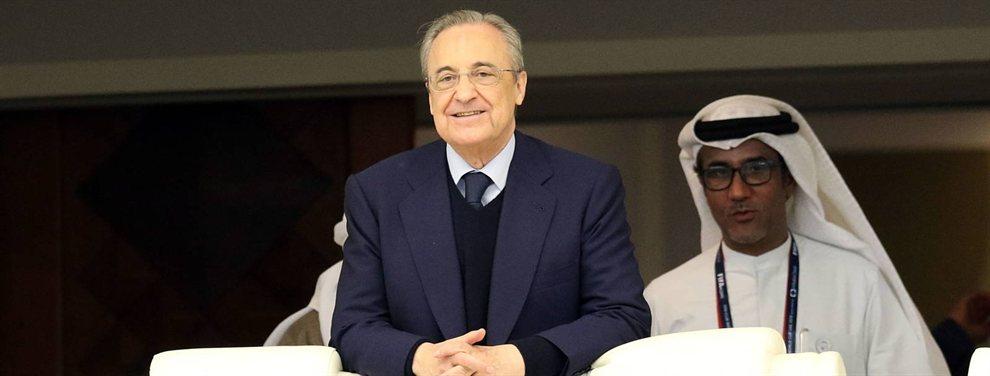 Las tres promesas que Florentino Pérez sigue en la Bundesliga para reforzar al Real Madrid