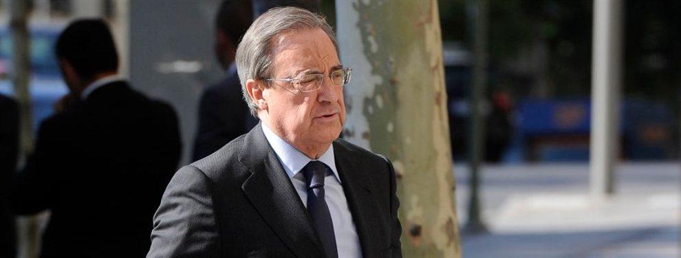 Florentino Pérez no olvida la busca de nuevos fichajes. El Real Madrid hará una importante limpieza en su plantilla y en ella hay sitio para muchos jugadores. Los nombres no dejan de salir