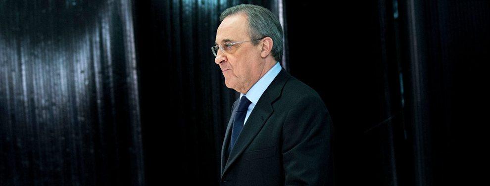 Florentino Pérez ha vuelto a poner sobre la mesa el nombre de Pierre-Emerick Aubameyang, jugador que ya estuvo en la agenda del Real Madrid hace un par de temporadas.