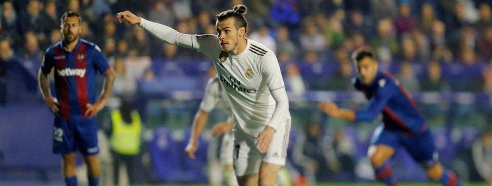 Bomba. Gareth Bale está en modo rebelde. El galés del Real Madrid avisa a navegantes: no tiene ninguna intención de salir del Real Madrid si el club no facilita su marcha.