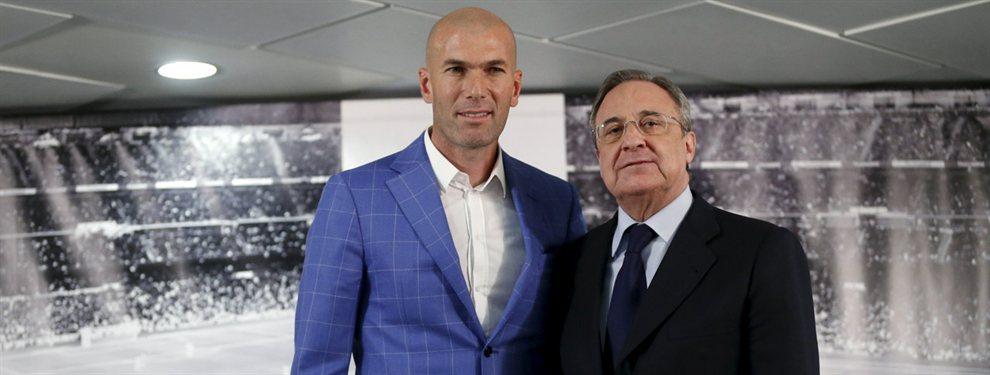 Zinedine Zidane comienza a poner las primeras bases para reconstruir al Real Madrid. Por ello, ya ha elaborado una primera lista de bajas que ya ha pasado a Florentino Pérez, aunque no es definitiva.