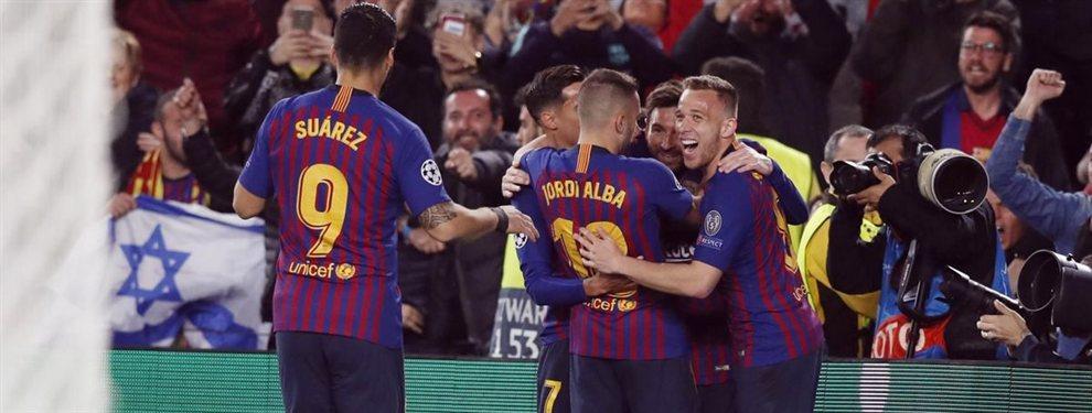 Rechaza a un gigante europeo para jugar en el Barça: el crack que jugará con Messi el año que viene
