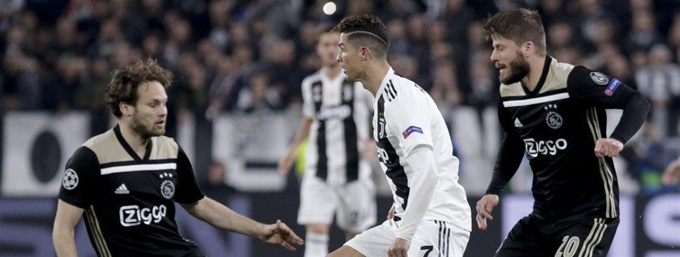 Toca reponerse. La eliminación de la Juventus de Turín de la Champions League, su gran objetivo, ha supuesto un duro varapalo, en especial a un Cristiano Ronaldo que tenía una gran motivación.
