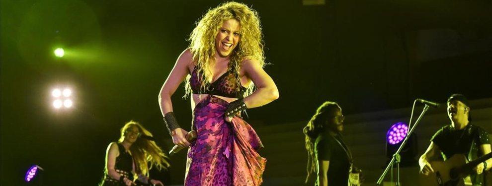Shakira vuelve a ser noticia. La mujer de Piqué, escondida de los medios, y sin señales en Instagram, ocupara los medios españoles por una fotografía del pasado.
