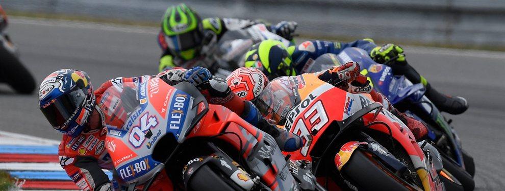 Lío con Jorge Lorenzo en Honda: ¿y si lo que decía Dovizioso y Ducati era cierto?