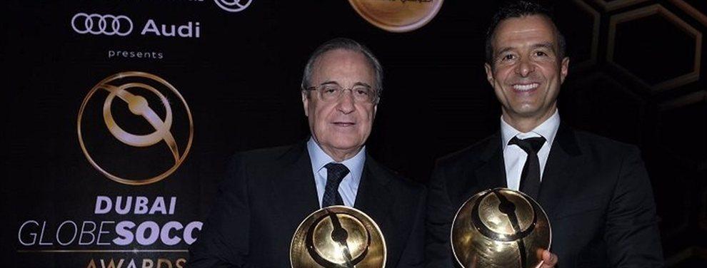 Florentino Pérez sabe que Zinedine Zidane quiere hacer cambios profundos en la plantilla y la posición de pivote defensivo que en la actualidad cubren el brasileño Casemiro y el canterano Marcos Llorente puede tener cambios