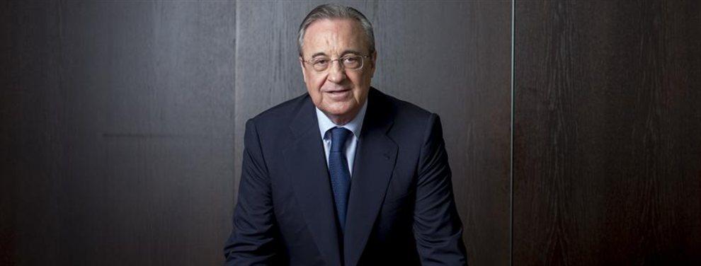 35 'kilos' y se va a Rusia: Florentino Pérez cierra una venta millonaria para el Real Madrid