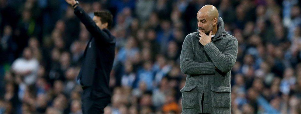 Contra todo pronóstico, el Manchester City cayó eliminado de la Champions League ante el Tottenham de Mauricio Pocchetino en cuartos de final, tras un partido trepidante.