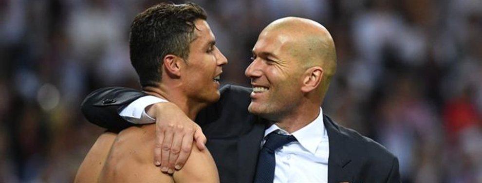 El futuro de Exequiel Palacios se aleja cada vez más del Real Madrid. El futbolista argentino, cuyo fichaje está cerrado desde noviembre, no convence a Zinedine Zidane.