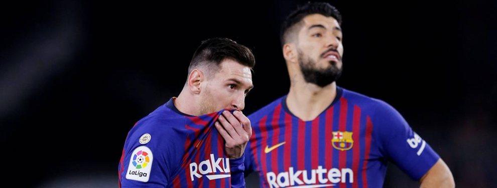 En el FC Barcelona ya saben que Antoine Griezmann no va a fichar por ellos, pero parece que tienen en mente contratar a un jugador de un perfil similar pese a tener en la plantilla ya a varios futbolistas