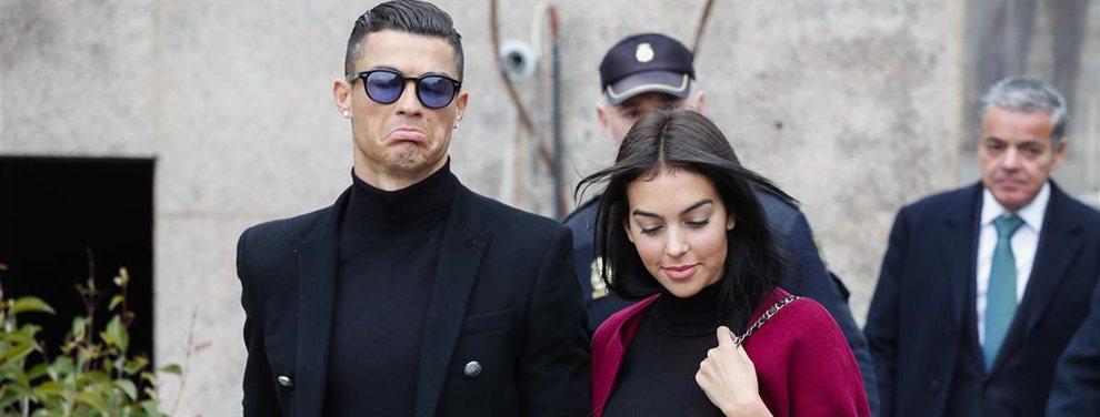 Georgina Rodríguez calienta el verano. La mujer de Cristiano Ronaldo, que no pasa por su mejor momento después de la eliminación de la Juventus a manos del Ajax, se luce.