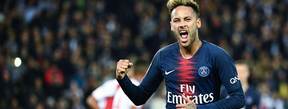 Neymar activa un fichaje galáctico para el PSG (y Florentino Pérez alucina)