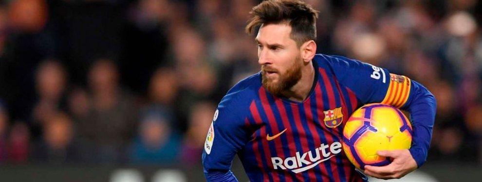 Messi lo sentencia: el jugador del Barça que ya tiene equipo en la Premier (y no es Coutinho)