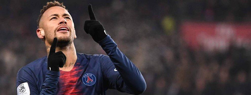 Neymar le quita un fichaje a Cristiano Ronaldo: el PSG quiere un crack del Real Madrid