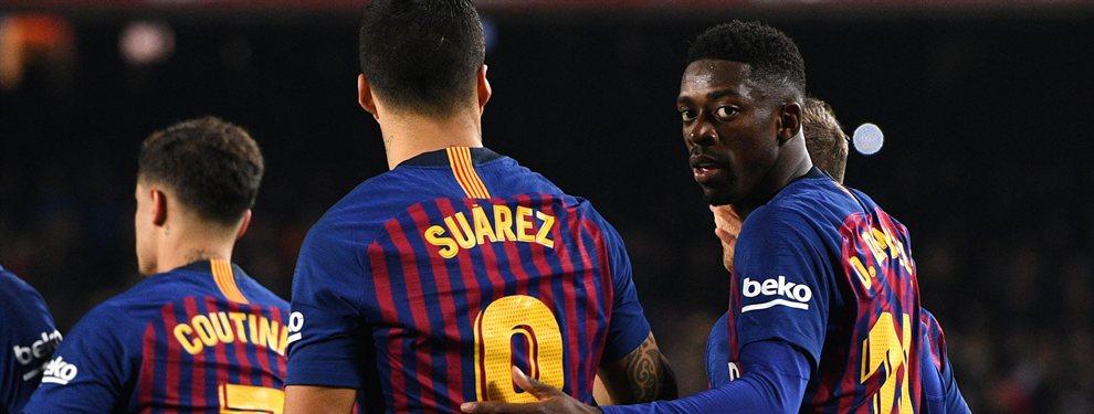 La prioridad para Ernesto Valverde es la de recuperar a todos los efectivos que posee el Barça para estas fechas y tenerlos a disposición para ganar las batallas finales.