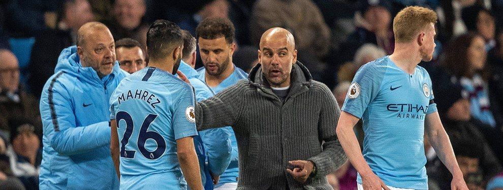 Este año Guardiola ha perdido crédito en su proyecto con el Manchester City, la gran cantidad de millones que se han invertido en su equipo no sirvieron para clasificarse a las semifinales de la Champions League.