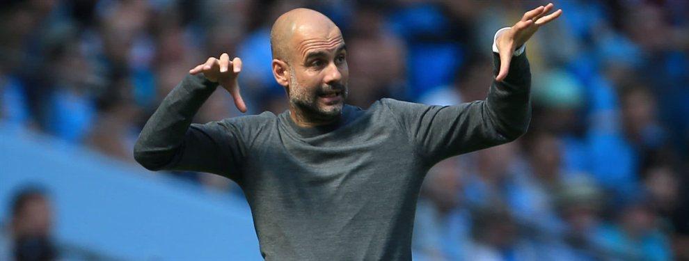 El Manchester City de Pep Guardiola le roba 'el nuevo Messi' a Barça, Real Madrid y Atlético