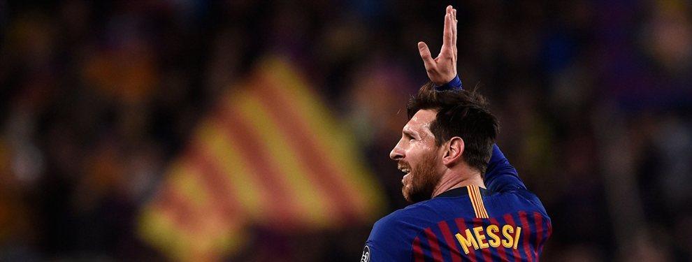 El Barça cierra un fichaje sorpresa en las últimas 24 horas (y Messi estalla)
