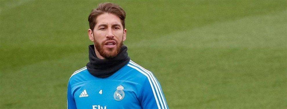 El PSG no pierde la esperanza y sigue intentando reclutar a Sergio Ramos, algo que, a día de hoy, parece una quimera, ya que Zidane y Florentino Pérez le consideran intransferible.