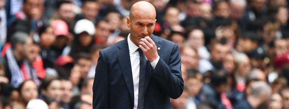 Zinedine Zidane ya ha comenzado la particular limpieza a fondo que llevará a cabo este verano el Real Madrid, en el que varias estrellas dejarán sitio para que lleguen nuevos cracks.