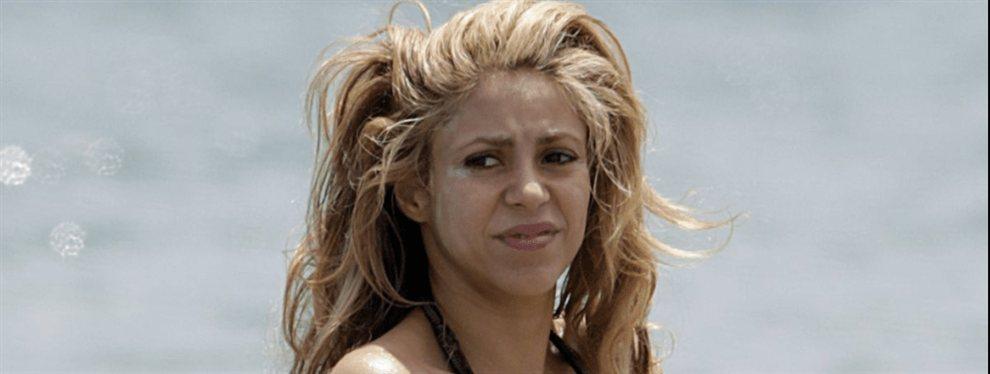 Lío con el tinte de Shakira: la foto (y no es del pelo) que revienta a la mujer de Piqué