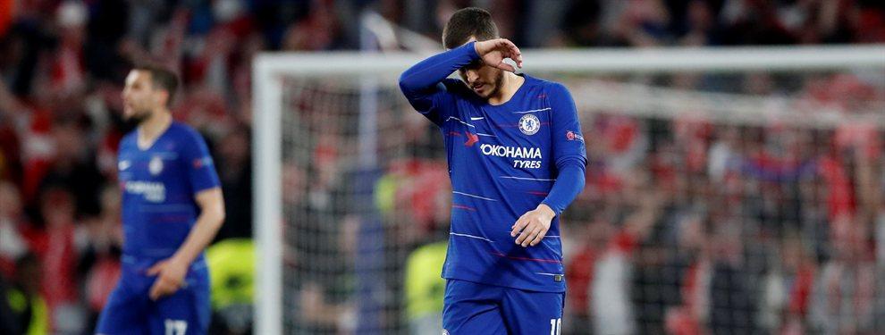 Las cifras del fichaje de Eden Hazard por el Real Madrid ya han sido filtradas a la prensa inglesa. El diario The Sun las hizo públicas y no han gustado nada en el vestuario del Real Madrid, ya que romperá por completo