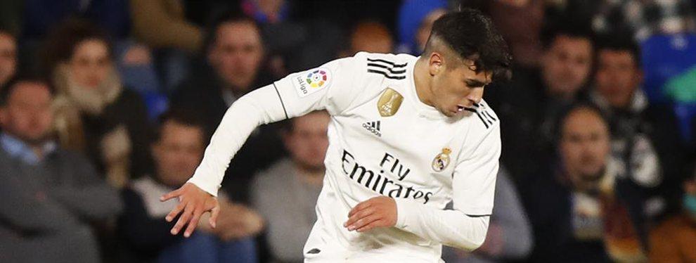 Brahim Díaz hizo un muy buen partido ante el Getafe. El joven crack del Real Madrid dejó muchos detalles de la gran calidad que atesora y sobre todo enseñó algo que le iguala con Vinicius: se atreve siempre.