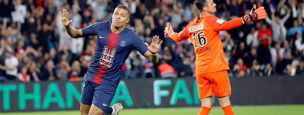 Kylian Mbappé parece que no saldrá este verano al Real Madrid. El campeón del mundo es una pieza básica en el proyecto del Paris Saint Germain y los franceses no le van a dejar salir ni por los 300 millones de euros que Florentino