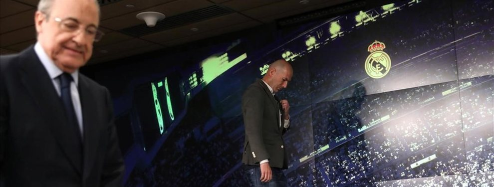 Florentino ha dado un no rotundo, debido a que no quería pagarle más de 7 millones de euros, ahora tendrá que darle explicaciones a Zidane, que ya estaba armando un nuevo grupo tomando en consideración al jugador.