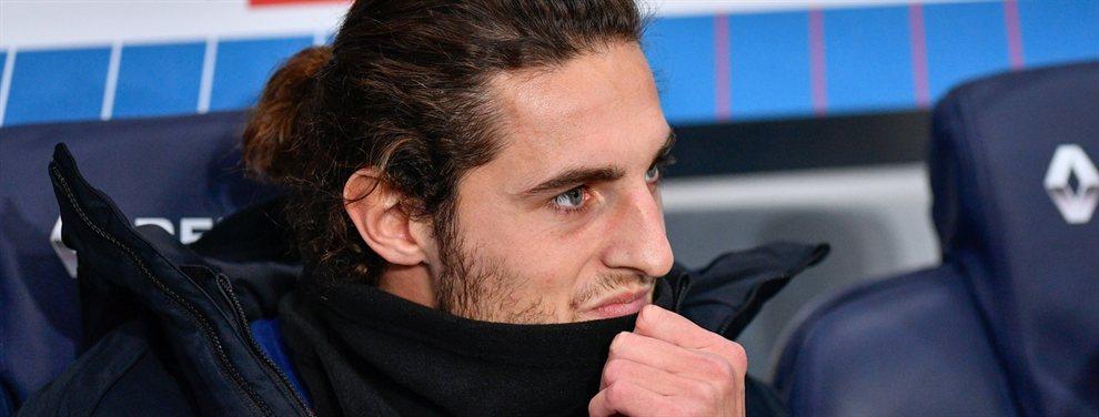 El centrocampista TOP (y gratis) que el PSG le roba a Valverde (y Rabiot está implicado)