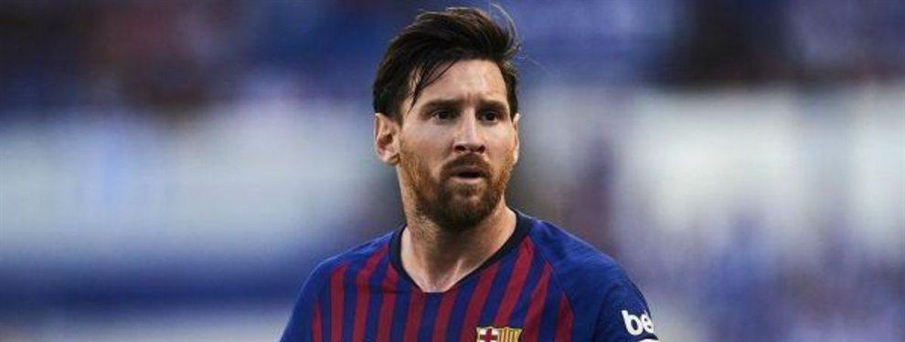 Al Barcelona este año le queda todo por disputar y grandes posibilidades de terminar conquistando el triplete nuevamente, a pesar de esto, no quiere descuidar las opciones a futuro que presenta el mercado.