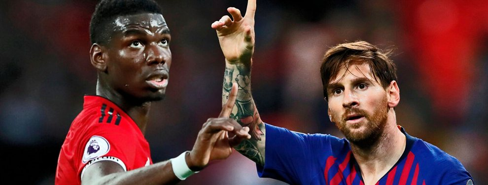 Golpe a Messi: El 2x1 que Florentino Pérez quiere conseguir en el Manchester United