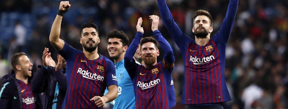 La realidad del Barcelona ha cambiado de forma importante desde que comenzó la campaña, solo hace falta recordar las complicaciones que tenía Ernesto Valverde con respecto a su línea defensiva.