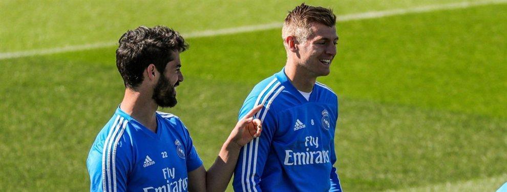 El Real Madrid para este verano ha puesto a disposición una buena cantidad de millones de euros que irán destinados a fichajes, a sabiendas que los precios en el mercado se han incrementado de forma exponencial.