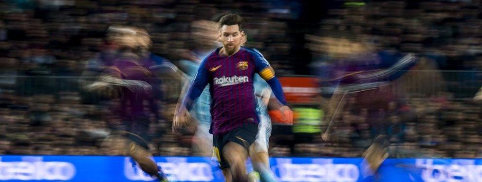 La reunión secreta de un crack mundial con el Real Madrid que enfada (y mucho) a Leo Messi