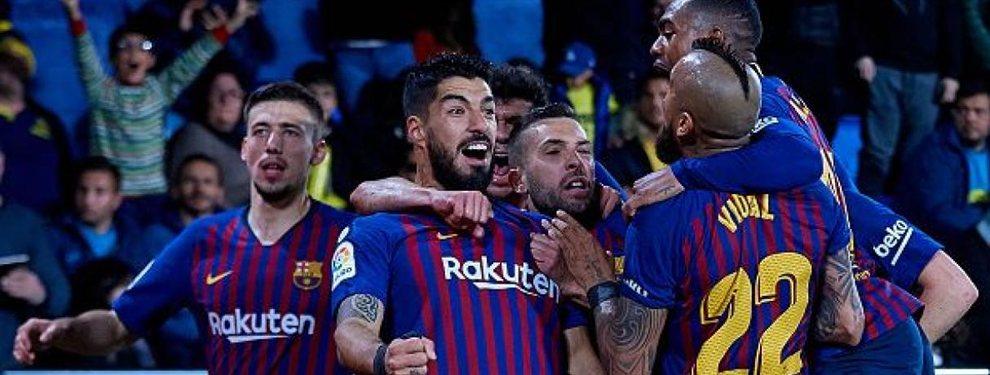 El gran éxito del Barcelona este año ha ocultado en cierta forma las malas apuestas del club en el mercado. Desde la institución se gastó una gran cantidad de millones de dólares en futbolistas de ataque que mantuvieran el vértigo