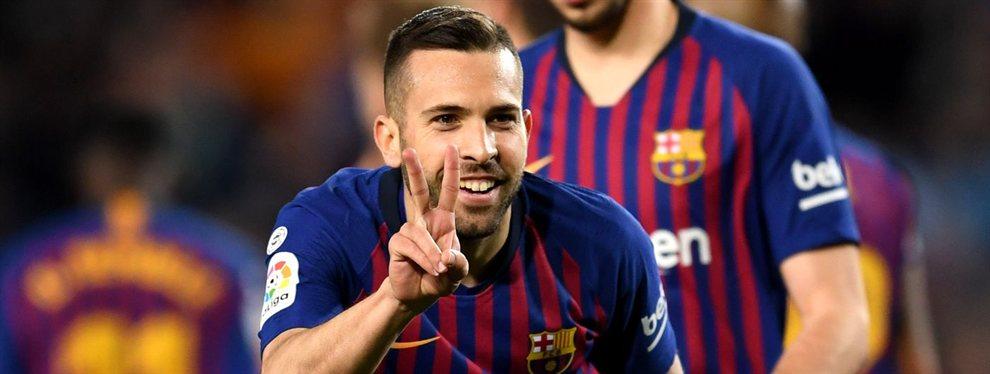 El Barça encuentra al suplente de Jordi Alba en la Liga Santander (y no es Filipe Luis)