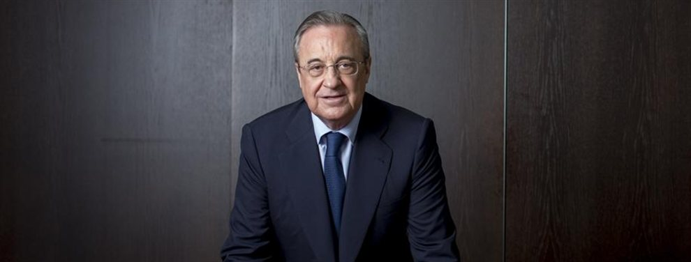 Se baja el sueldo. Quiere jugar para Florentino. Y no puede ni ver a Messi