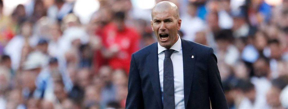 En la plantilla blanco no gusta ni un pelo el trato de favor de Zidane a su hijo Luca, y más tras ver su último partido...