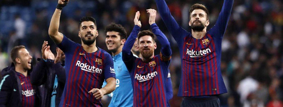 El Barça tiene nuevo fichaje, y se hará oficial una vez haya acabado el curso. Se trata de Marc Cucurella, actual jugador del Eibar.