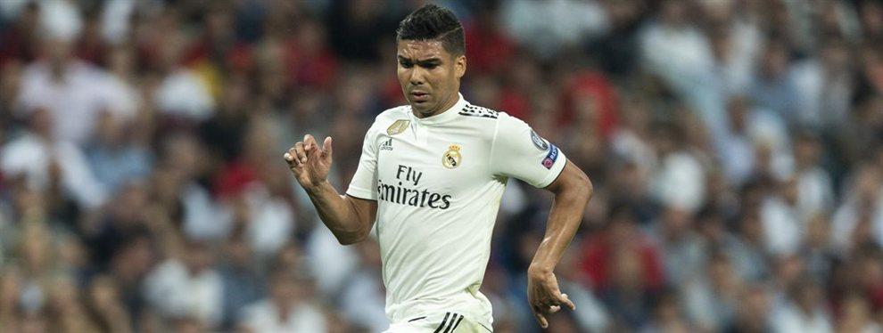 El Real Madrid, por orden de Zidane, busca un relevo para Casemiro, que no ha rendido a un buen nivel. Y ese puede ser Ndombélé.
