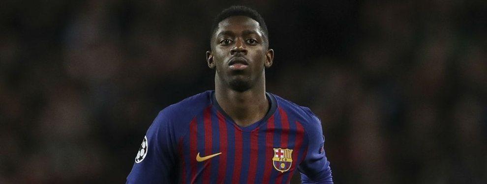 El Barça de Messi pretende incluir a Dembélé en la operación para llevarse a Sadio Mané del Liverpool, que está en la agenda del Real Madrid