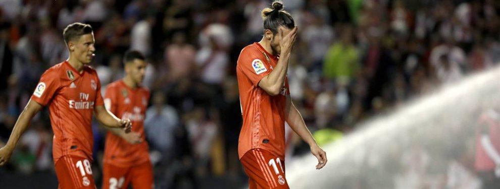 Gareth Bale está más fuera que dentro del Real Madrid, puesto que Zidane y Florentino Pérez lo quieren echar. Y su destino podría ser el futbol chino.