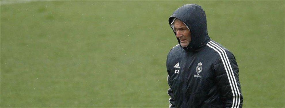 Zinedine Zidane ha sacado a la luz un 'top secret' que ha puesto la piel de gallina a Florentino Pérez: se arrepiente de haber vuelto al Real Madrid