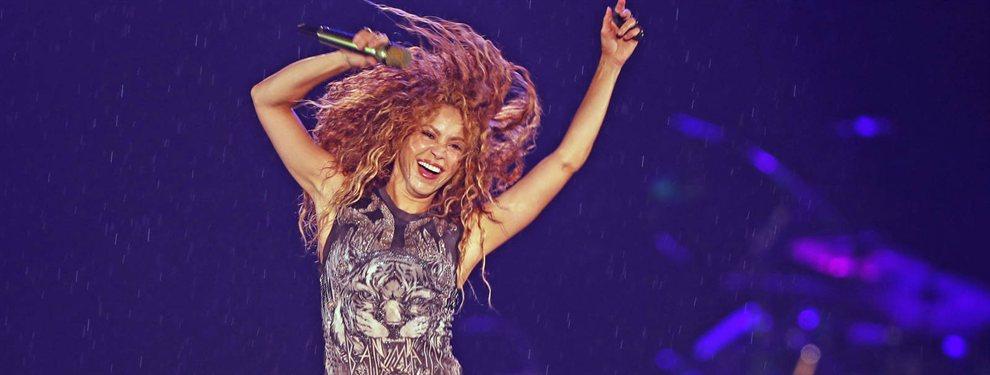 Un video de Shakira bailando sirvió a sus fans para recoradar los viejos tiempos de la colombiana