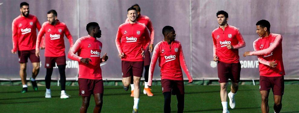 El Barça de Messi echa a un jugador (y ya tiene destino)