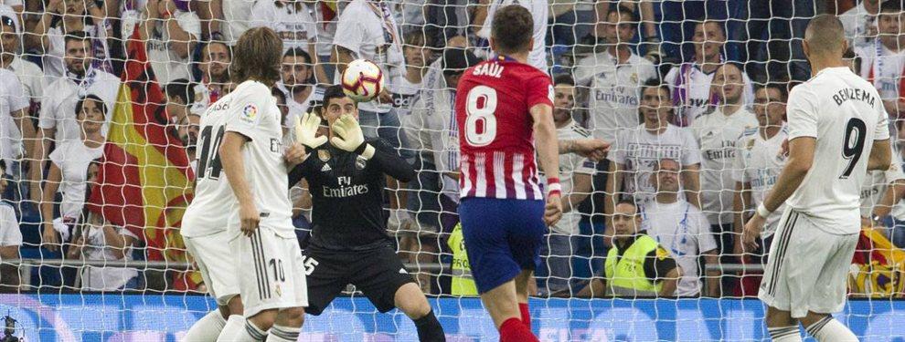 Edinson Cavani, galáctico en la agenda de Florentino Pérez y de Simeone para el Real y el Atlético de Madrid, acabará en la Premier League