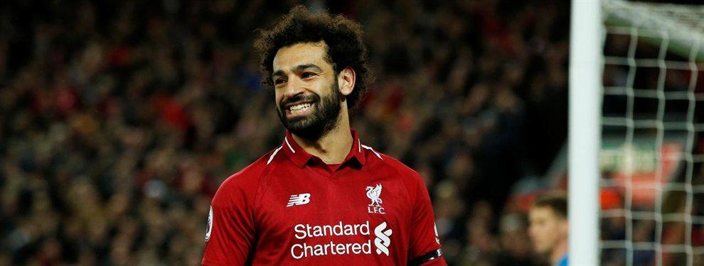 El Liverpool de Jürgen Klopp negocia con el Barça por Mohamed Salah. Y en la operación podria entrar Ousmane Dembélé